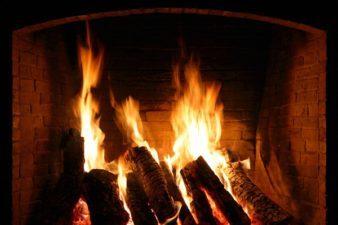 Élvezze a tűz látványát és fűtsön átalakítás nélkül, hordozható kandallóval!