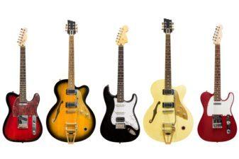 Kiváló hangszerek, kedvező elektromos gitár árak!