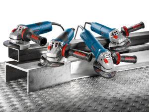 Az eredményes munka érdekében használjon Bosch sarokcsiszolót!