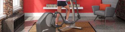 Modern, egyszerűen használható ellipszis trénert bérelhet otthonába!