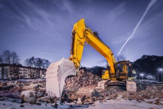 Szerezze be egyszerűen a bontási munkálatokhoz szükséges gépeket!