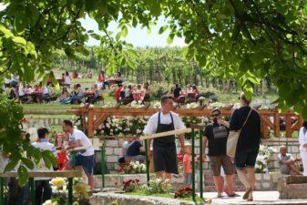 A nyári etyeki piknik kicsiknek és nagyoknak egyaránt önfeledt kikapcsolódást ígér