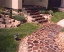 A térkövek jelentősége kertünkben
