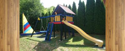 Szórakozás és biztonság játszótereinkkel