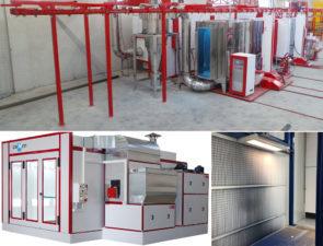 Modern ipari berendezések budapesti gyártótól