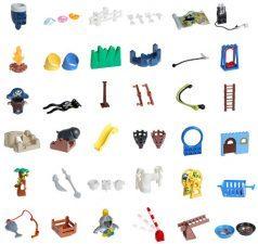 Hiányzó LEGO alkatrészt keres?