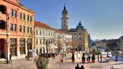 Pihenjen meg Pécs belvárosában!