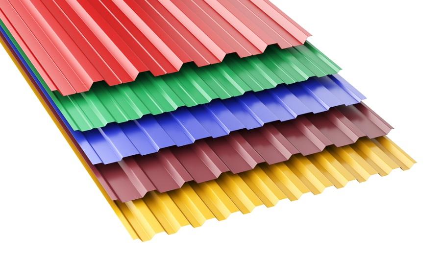 Valósítsa meg terveit egyenesen a gyártótól beszerzett trapézlemezekkel, cserepeslemezekkel!