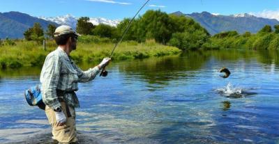 A horgászat élménye