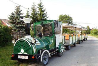 Gumikerekes vonatok gyártása és bérbeadása