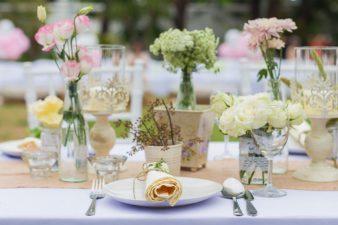 Az esküvő és a virágok kapcsolata